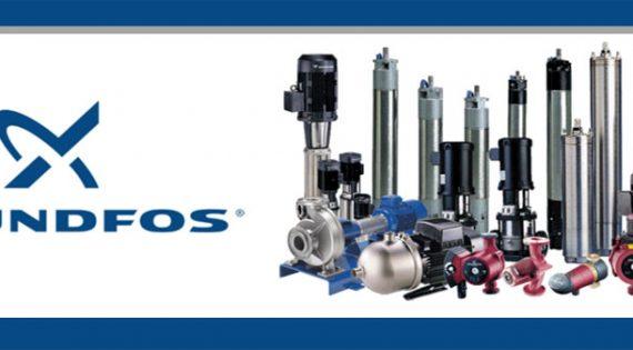 Grundfos – иновативни електрически водни помпи